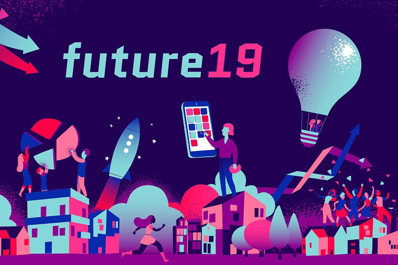 Themenjahr                                 future19 >>> Learning from                                 Utopia